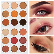 Explosion models fashion 9 color eyeshadow matte pearl disk 3.28 big promotion hot low price