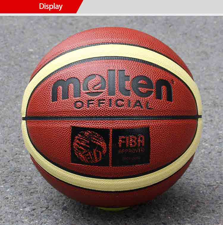 No. 7 School Sports Goods Competition Training Basketball No. 7 (Standard Ball)