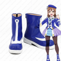 LoveLive Sunshine aqours Kurosawa Dia Boots Cosplay love live Takami Chika Anime Shoes