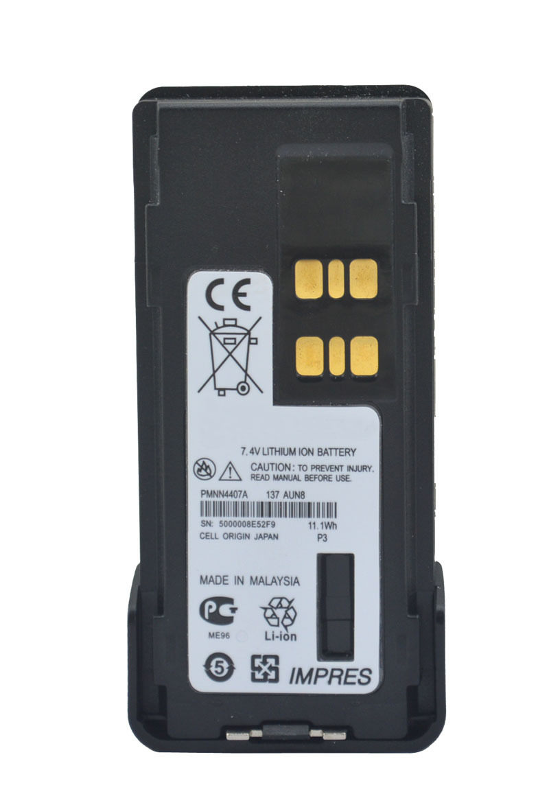 pmnn4407a mototrbo impres lithium ion 1800mah battery for motorola rh aliexpress com Jabra Bluetooth Manual Xbox Controller Manual