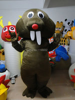 The latest seals cartoon doll mascots costumes Free shipping