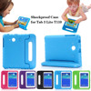 Eagwell Kids Children Safe Rugged Proof Foam Case Handle Stand For Samsung GALAXY Tab 3 Lite