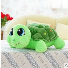 small size cute turtle doll green plush turtle toy beautiful turtle toy gift doll about 32cm