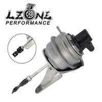LZONE Turbo turbocharger wastegate actuator + POSITION SENSOR 03G253010A 03G253019N 757042 For AUDI VW SEAT SKODA 2.0 TDI