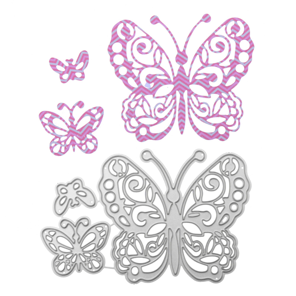 butterfly Metal Cutting Dies lace Die cut Scrapbooking Stencil Making Paper Card