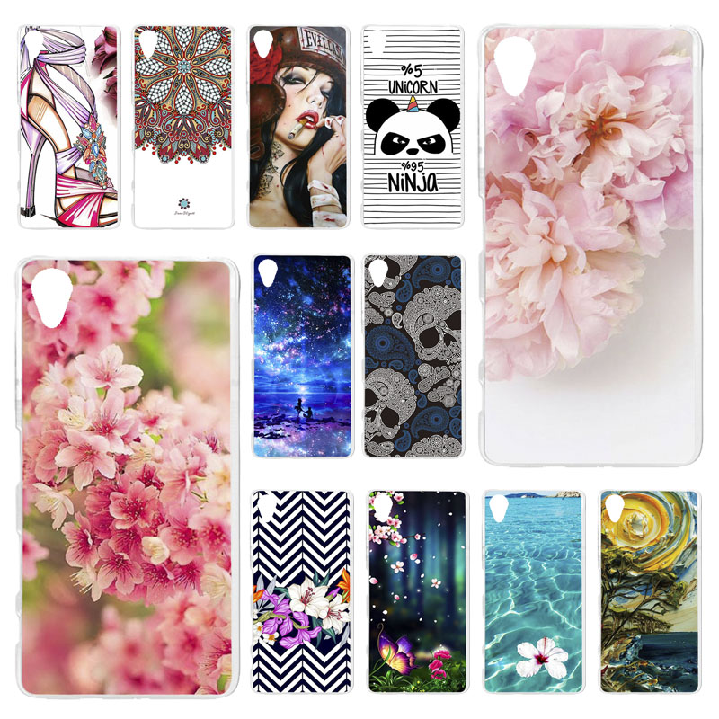 Case for Sony Xperia X Performance Case Cover Soft TPU Coque Phone Cover For Sony Xperia X Performance Dual F8132 Case Silicone