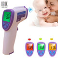 Digital Baby Thermometer Ear Forehead Multi-Function Non-contact Infrared Body Termometro Gun ifever Kids Adult Diagnostic-tool