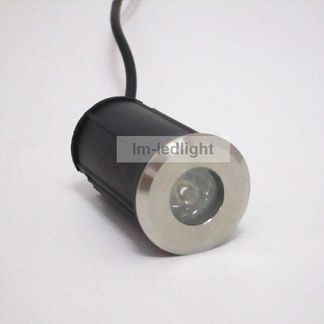 12V 24V tuinverlichting dia42mm stainless steel led underground ...