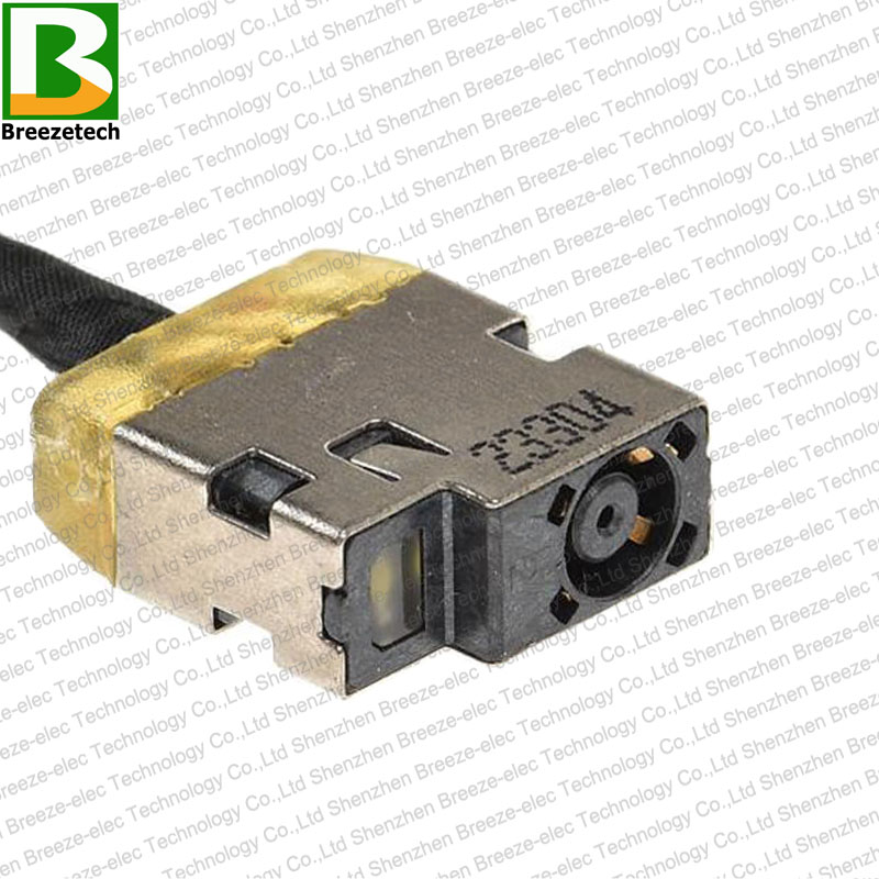 5PCS / lot Բնօրինակ նոթբուք DC Power Jack - Համակարգչային մալուխներ և միակցիչներ - Լուսանկար 4
