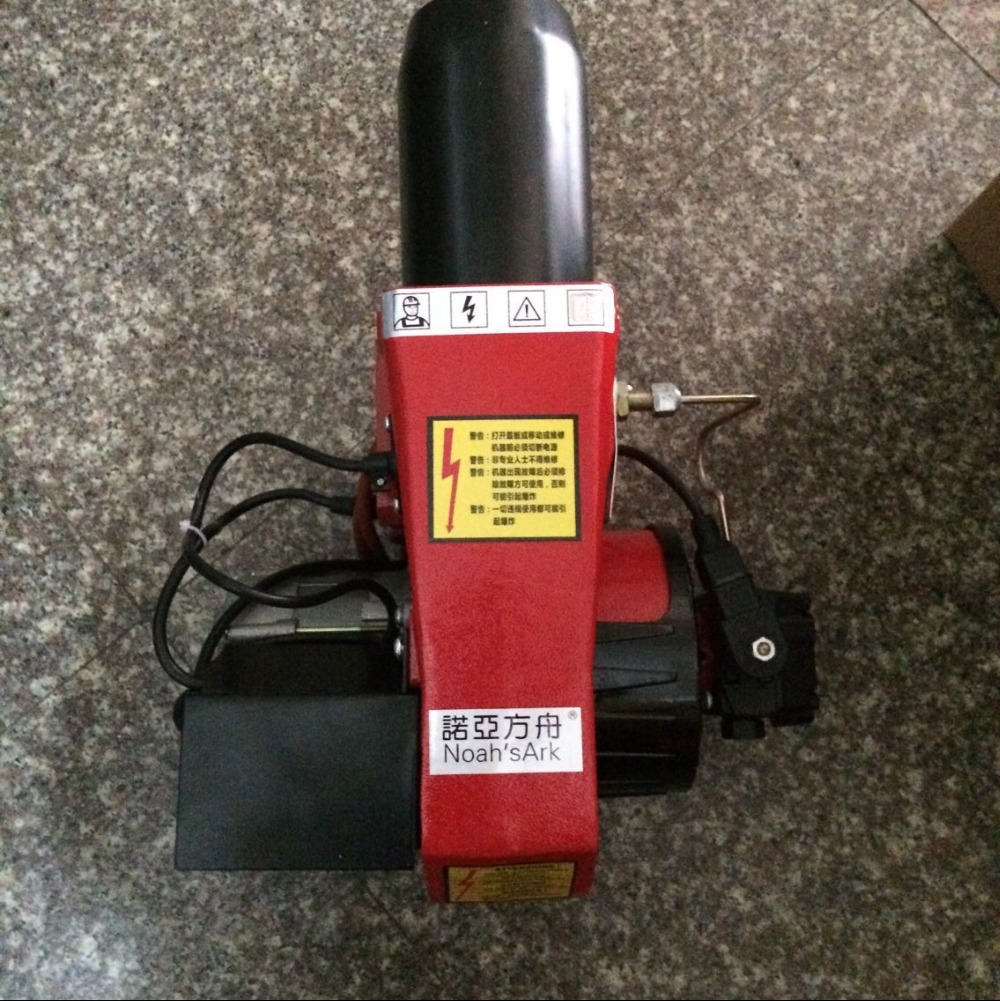Vendita calda Automatico Industriale Diesel Bruciatore di Olio Singola Fase Luce Riscaldatore di Olio Combustibile Macchina di Combustione Per Caldaia