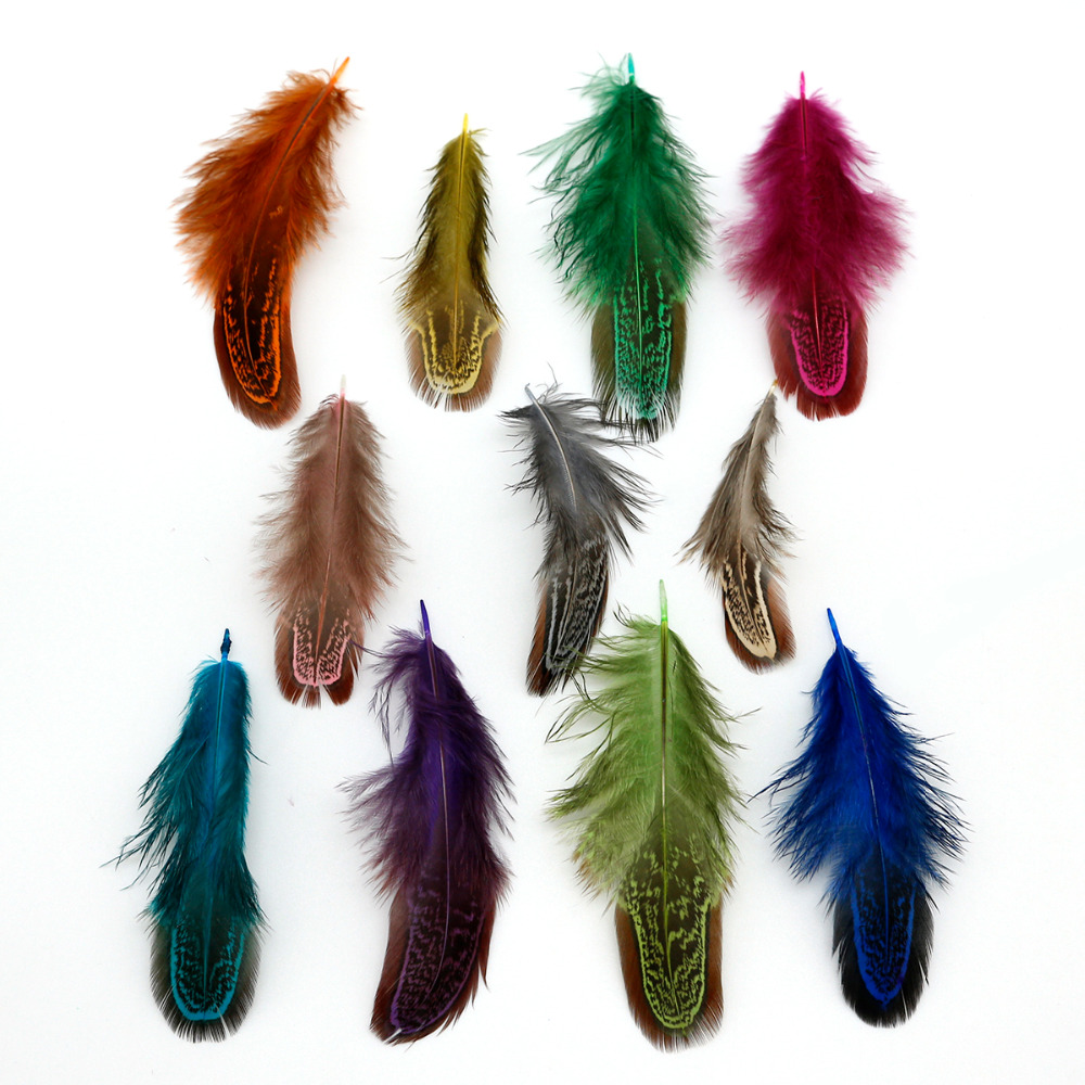 Wholesale 20//50//100pcs beautiful natural pheasant feathers 4-10cm//2-4inch