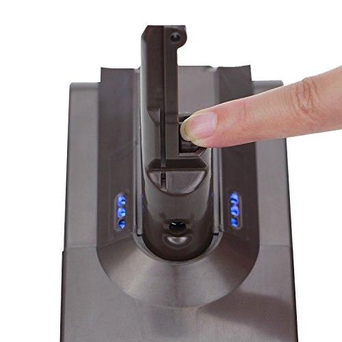 Аккумулятор для dyson v8 absolute купить dyson dc62 работает с перебоями