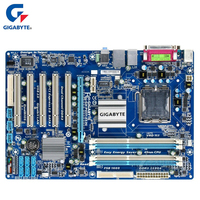 Gigabyte GA P45T ES3G Motherboard For Intel P45 DDR3 USB2.0 16GB LGA 775 P45T ES3G Desktop Mainboard Systemboard Used