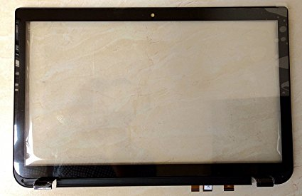 New for Toshiba Satellite S55T-A S55T-A5238 S55T-A5337 S55T-A5132 laptop lcd Touch Screen Front Glass Digitizer + Bezel free shipping for acer tmp453m nbv6z11001 ba50 rev2 0 motherboard hm77 tested