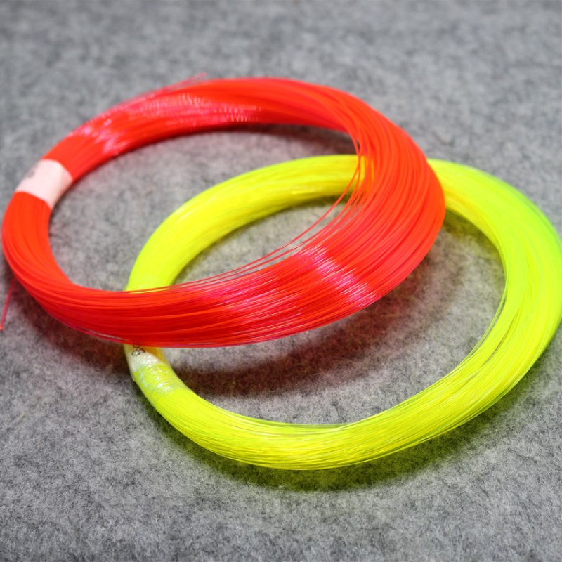 50cm 0.75mm Fiber Optic Bow Sight Replacement Pins Compound Bow Archery Accessories Red Yellow Green Slingshot Hunting Fiber