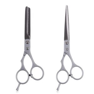 2 pc Professional Hair Cutting Thinning Scissors Shears Barber Set Hairdressing