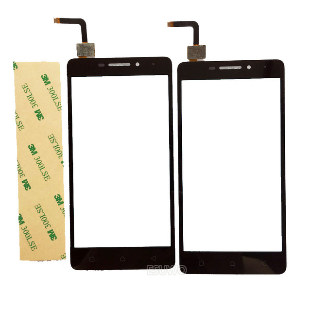 2Color Touch Screen Sesnor For Lenovo Vibe P1m P1m a40 P1ma40 P1mc50 Touch Screen Touch Panel Digitizer Front Glass Lens