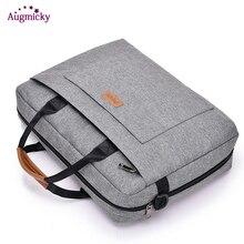 New Men Handbag Office Travel Shoulder Messenge Women's Laptop Bag Business Trip File Package Notebook Bag For 13.3″14″15.6″inch