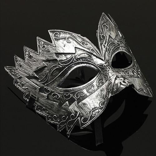 Vintage Masque de mascarade Parti balle visage complet Halloween Carnaval Vénitien Costume
