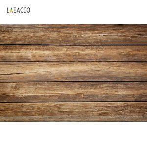 Image 4 - Laeacco stara deska deska drewniana tekstura dla dzieci z wzorem ciasta Smash Doll Potriat zdjęcie tło Photocall fotograficzne zdjęcie tła Studio