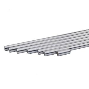 Image 4 - 7 adet/grup lineer ray Prusa i3 OD 8mm pürüzsüz çubuklar lineer mil optik eksen krom kaplama 20mm 320mm 350mm 370mm 3D yazıcı parçası