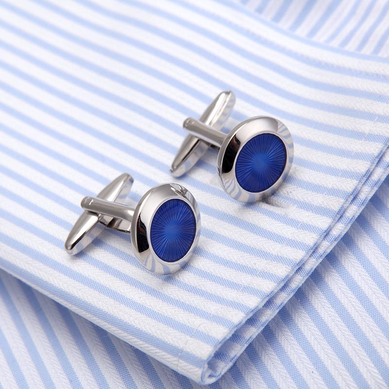 Jewelry Sets & More Vagula New Cufflinks Luxury Rose Flower Cuff Links Drop Ship Wedding Mens Links French Shirt Gemelos Wholesale 10161 Jewelry & Accessories