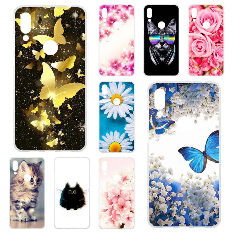TPU Phone Case untuk Doogee N10 N 10 Lembut Silicone Cover untuk Doogee N10 N 10 5.84 Inch Dicat Kasus bumper Fundas
