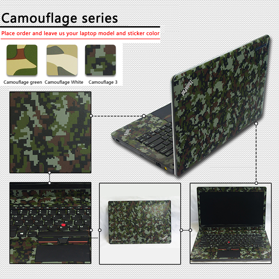 Laptop Sticker Free Cutting Notebook Skins Case For Thinkpad E460/t431s/E550c /E550/E560/s2/x260/T450s/T460P/T460/e560 Stickers