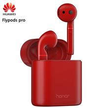Huawei Honor Flypods Pro Wireless Earphone Hi-Fi HI-RES WIRELESS AUDIO Waterproof IP54 Tap Control Wireless Charge Bluetooth 5.0