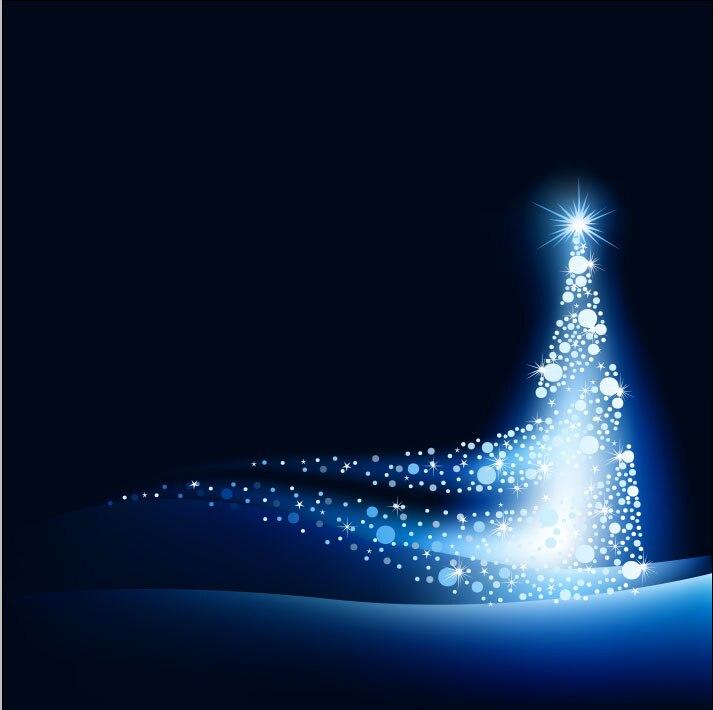 4 Ft Blue Christmas Tree