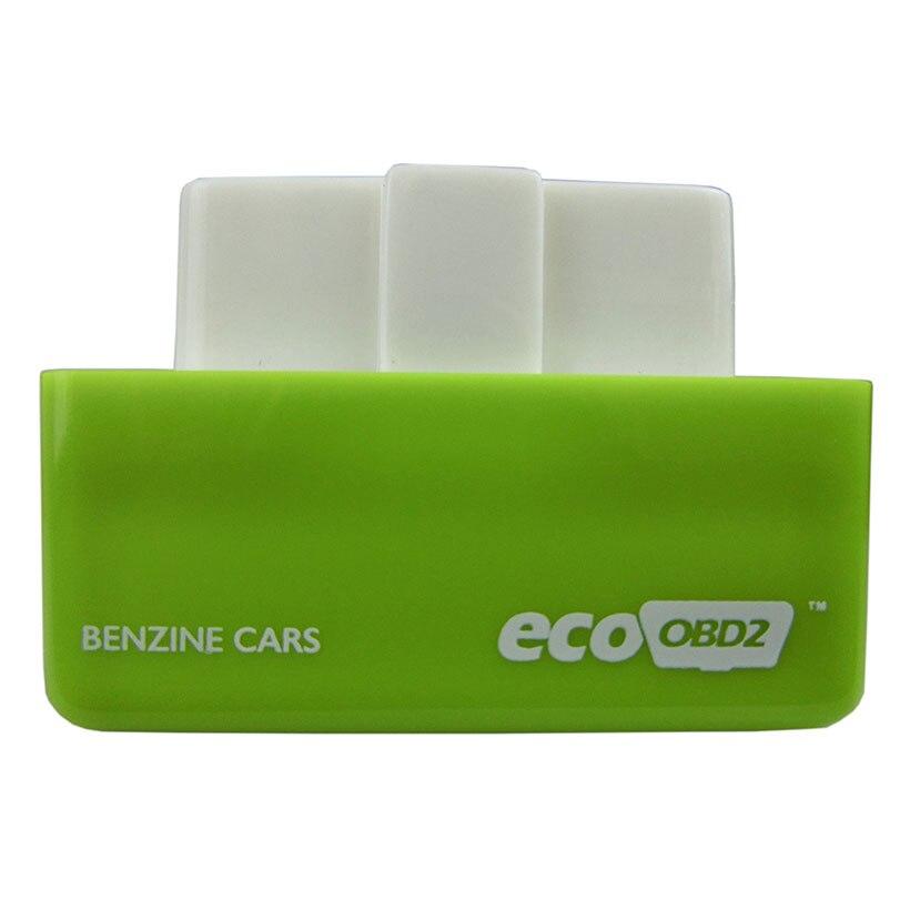 EcoOBD2 бензин чип-тюнинг автомобиля коробка Plug & Drive Пособия по экономике Obd2 бензин тюнинг коробка чип Plug & Drive топливо более выбросов