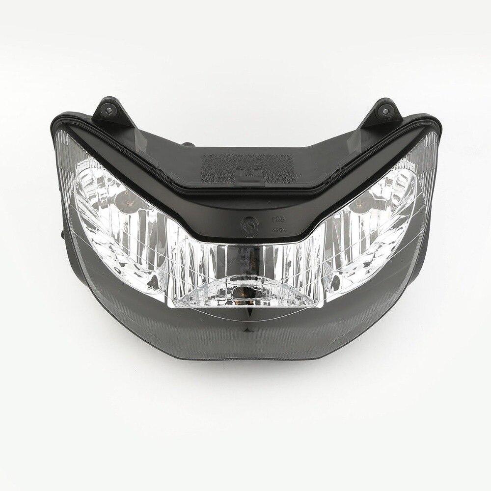 Moto Avant Phare Phare Lumière Assemblage De La Lampe Pour Honda CBR929 CBR900RR 2000 2001