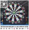 New 4X4M inflatable soccer darts for football shooting toss sport game