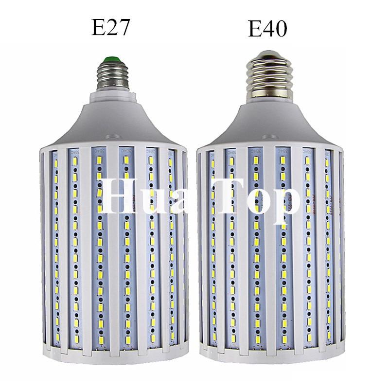 50W 60W 80W 100W Super Bright LED Lamp E27 B22 E40110V/220V Lampada Corn Bulbs Pendant Lighting Chandelier Ceiling Spot light ic 40110 sop20