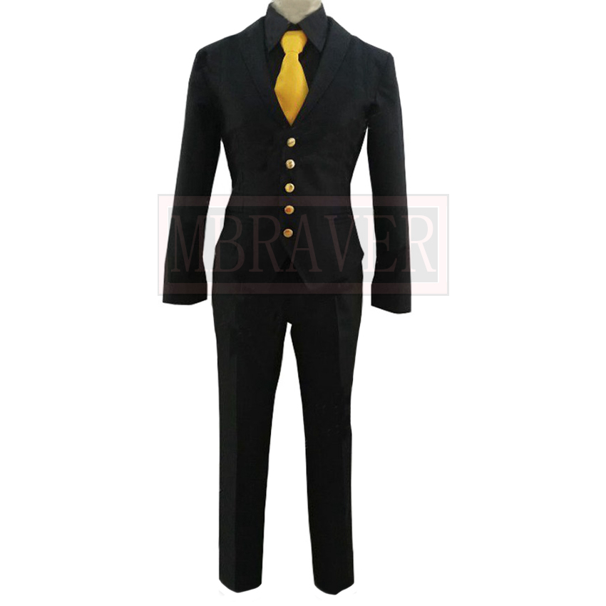 My Hero Academia Boku no hero academia Kaminari Denki school uniform Cosplay Costume Custom Made Any Size