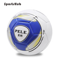 SPORTSHUB PVC Soccer Balls Size 4 Football Goal League Ball Indoor Sport Training Balls futbol voetbal bola BGS0003