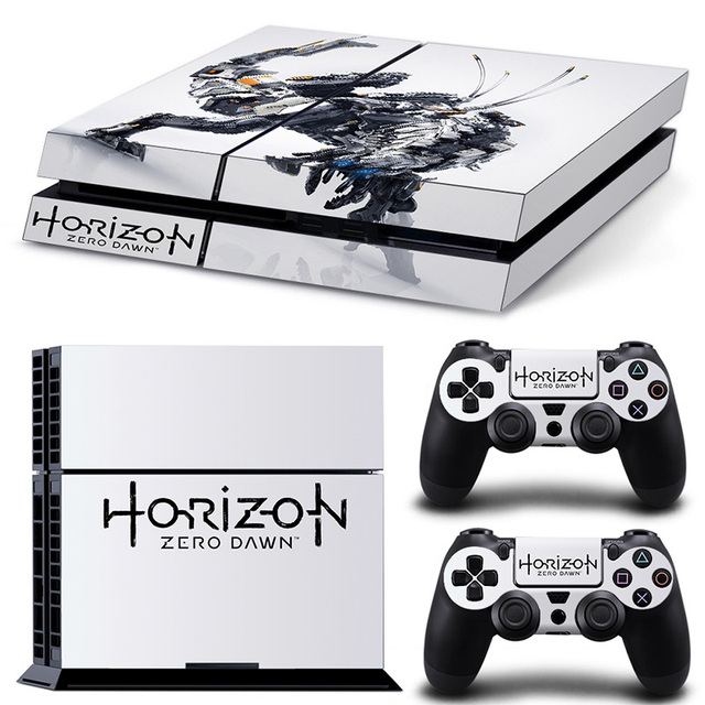 Game Stickers For PS4 Stickers Console Skin PS4 Controller Skins Cover For PlayStation4 Game Accessories 1