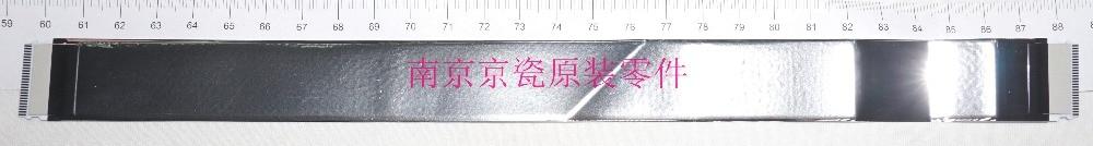 New Original Kyocera 302K946670 WIRE FFC CCD for:TA3501i-8001i 3051ci-7551ci new original kyocera 302k946050 wire ffc feed1 for ta3500i 4500i 5500i 6500i 8000i