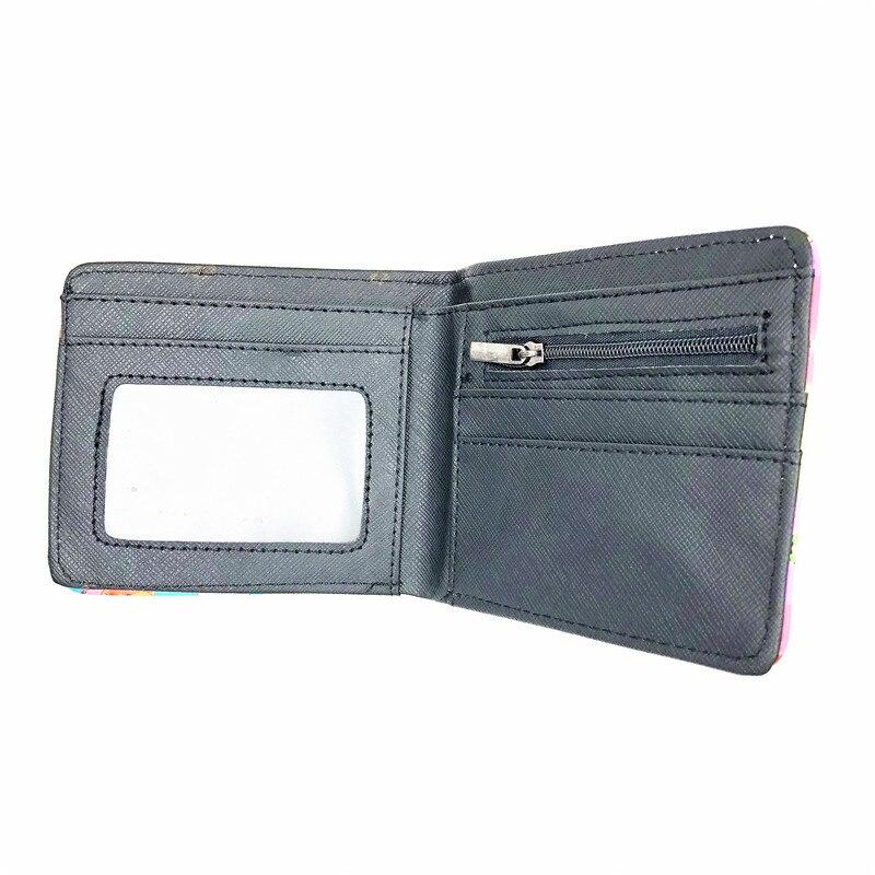 Мультфильм Супер Марио бумажник для мужчин и женщин повседневные короткие кошелек Тонкий кошелек визитница подростков деньги сумка W479