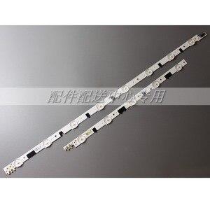 Image 4 - Bande lumineuse LED, 14 pièces x, rétro éclairage pour SamSung 40 pouces TV D2GE 400SCA R3 D2GE 400SCB R3 UA40F5500 2013SVS40F UE40F6400/6300 UE40F5000/5700