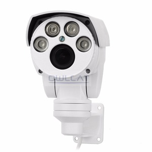 Image 3 - Цилиндрическая камера OwlCat AHD, HD 1080P, AHDH, инфракрасная уличная, 4X, 10X, панорамирование, наклон 2,8 12 мм, 5 50 мм, вариофокальный фокус, 2 Мп, PTZ, ИК камера