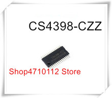 NEW 10PCS/LOT  CS4398-CZ CS4398-CZZ CS4398CZZ CS4398 TSSOP-28  IC