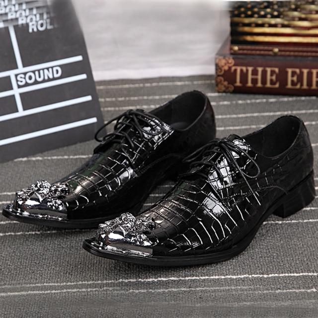 Zapatos negros Lico para hombre WcPMklWMuD