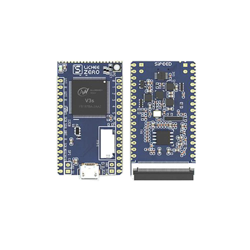 Lichee Pi Zero Allwinner V3S ARM Cortex-A7 Core CPU Linux Development Board IOT Internet Of Things