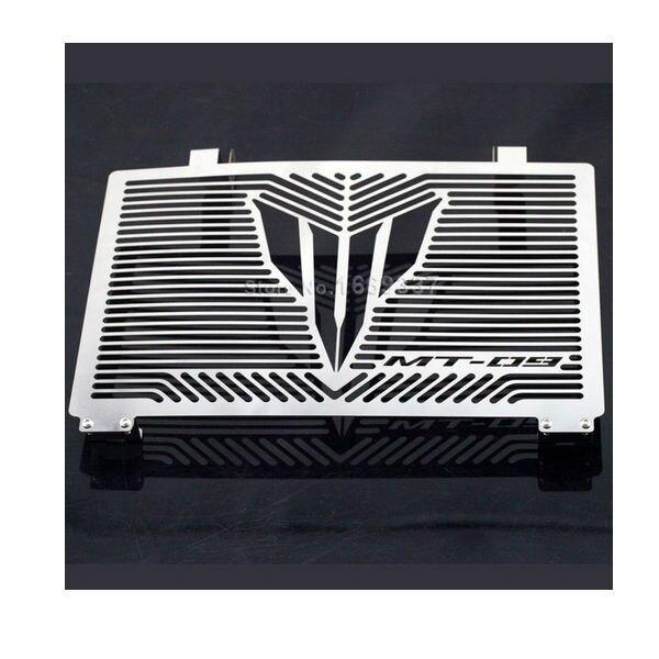 Para yamaha fj-09/mt-09 tracer 2015- accesorios de motos radiador protector de l