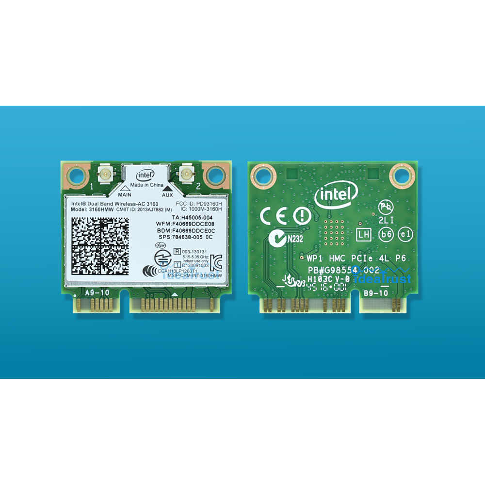 Detail Feedback Questions about Brand new for intel 3160HMW