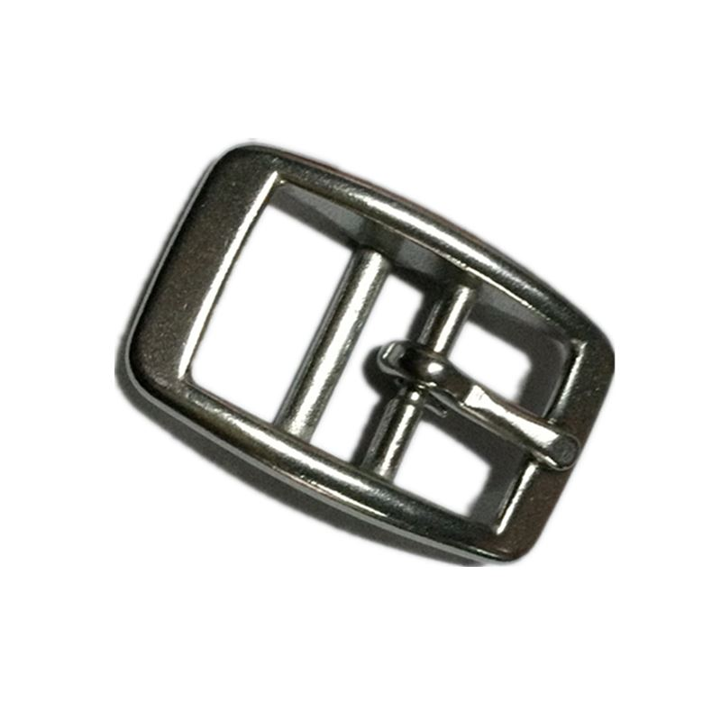 Stainless Steel Buckle  Adjustable Strap Buckle  Double Bar Buckles For Bag Leather 17mm 20mm Inner Width 10pcs Per Pack