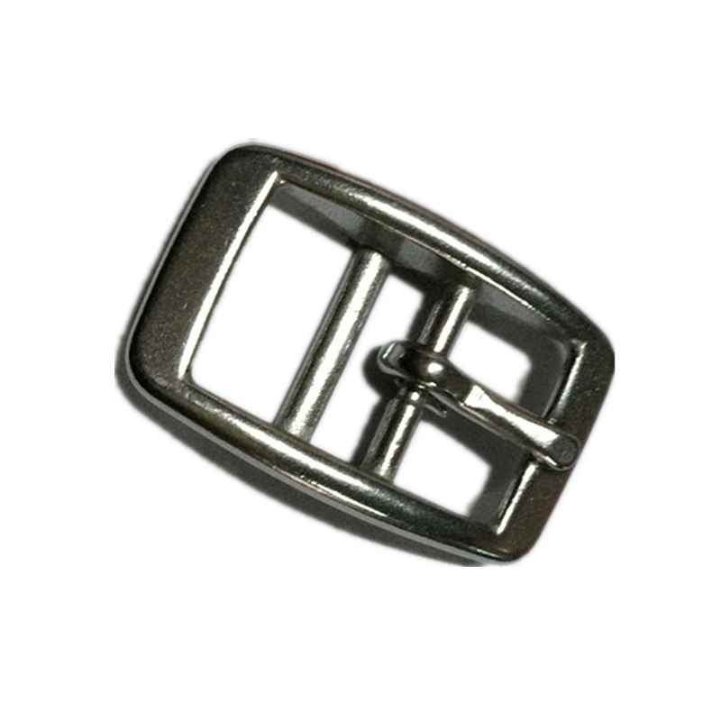 20 x Double Buckle Iceland Buckle Brass approx 13mm