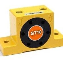 1 шт. Пневматический воздушный турбо вибратор GT10 GT-10 и глушитель