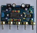 new LM4610 + NE5532 Preamplifier tone board for hifi diy